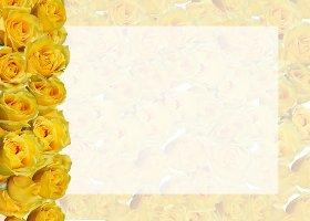<h3>Rose Profusion Invitation </h3>