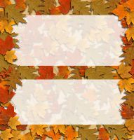 <h3>Autumn Leaves Candy Wrapper </h3>
