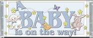 <h3>Baby Animals (boy) Sample Candy Wrapper</h3>