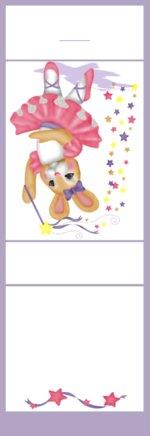 <h3>Ballerina Bunny Mintbook </b></h3>