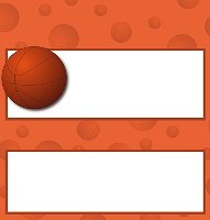 <h3>Basketball II Candy Wrapper </h3>