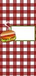 <h3>Cook Out - BBQ - Picnic Mini Wrapper </h3>