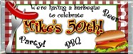 Free Printable Cook Out - BBQ - Picnic Candy Bar Wrapper