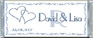 <h3>Blue Hearts Sample Candy Wrapper</h3>