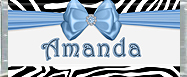 Free Printable Blue Zebra Candy Bar Wrapper