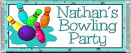 Free Printable Bowling Candy Bar Wrapper