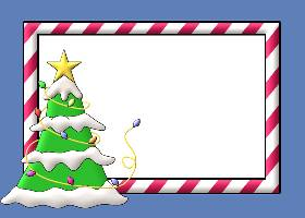 Free Festive Christmas Invitation
