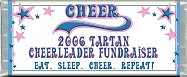 <h3>Cheerleading Sample Candy Wrapper</h3>