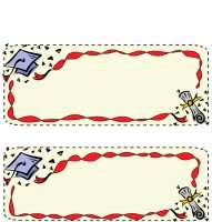 <h3>Grad Celebration Candy Wrapper </h3>