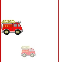 <h3>Firetruck Candy Wrapper </h3>