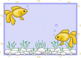 <h3>Goldfish Invitation </h3>