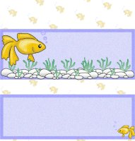 <h3>Goldfish Candy Wrapper </h3>