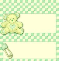 <h3>Teddy Candy Wrapper </h3>