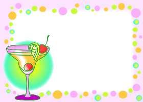 <h3>Margarita Invitation </h3>