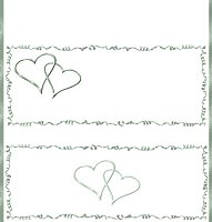 <h3>Mint Hearts Candy Wrapper </h3>