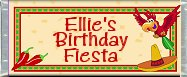 Free Printable Fiesta Candy Bar Wrapper