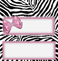 <h3>Pink Zebra Candy Wrapper </h3>