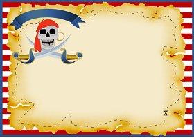 <h3>Pirate Invitation </h3>