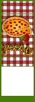 <h3>Pizza Party Mintbook </b></h3>