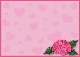 <h3>Pretty In Pink Invitation </h3>