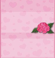 <h3>Pretty In Pink Candy Wrapper </h3>