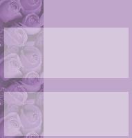 <h3>Purple Rose Bouquet Candy Wrapper </h3>