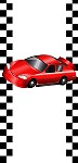 <h3>Race Car Mini Wrapper </h3>