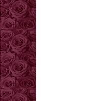 <h3>Bordeaux Roses Candy Wrapper </h3>