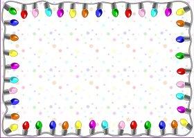 <h3>Party Lights Invitation </h3>