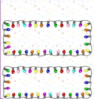 <h3>Party Lights Candy Wrapper </h3>