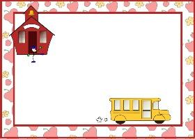 <h3>Back To School Invitation </h3>