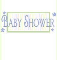 <h3>Baby Shower 2 Candy Wrapper </h3>