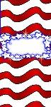 <h3>Patriotic Mini Wrapper </h3>