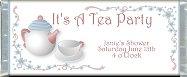 Free Printable Tea Party Candy Bar Wrapper
