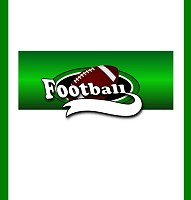 <h3>Team Football (green) Candy Wrapper </h3>
