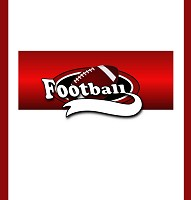 <h3>Team Football (red) Candy Wrapper </h3>