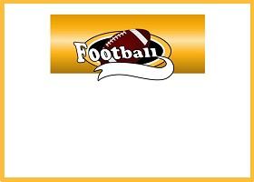 Team Football (gold)