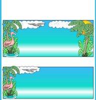 <h3>Tropicana Candy Wrapper </h3>