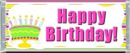 Free Printable Tutti Fruitti Birthday Cake Candy Bar Wrapper