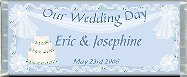 Free Printable Our Wedding Day Candy Bar Wrapper