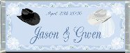 Free Printable Western Wedding Candy Bar Wrapper