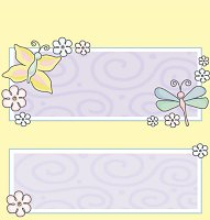 <h3>Wings of Spring Candy Wrapper </h3>