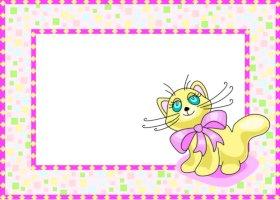 Confetti Kitten