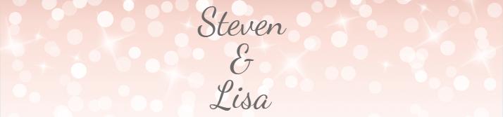 Blush Wedding Water Bottle Label Template