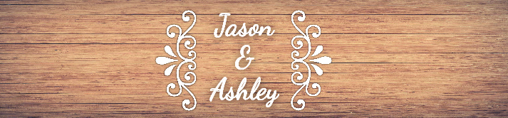 Rustic Wedding Water Bottle Label Template