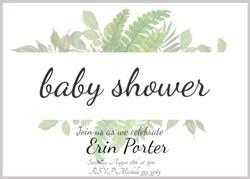 Baby Shower Invitation Maker