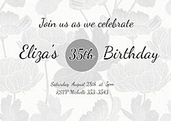 Online Birthday Invitation Creator
