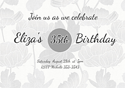 Online Birthday Invitation Creator